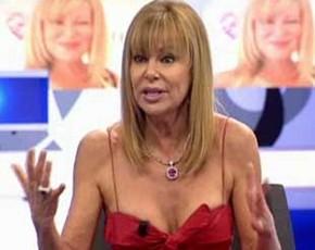 Teresa Bueyes: 'esto es una payasada más de Ana Obregón'