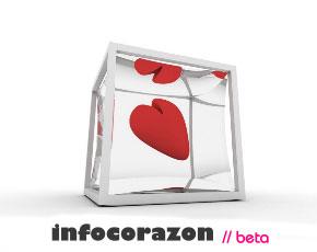 Bienvenido a la versión en pruebas de InfoCorazon.com