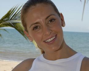 Ivonne Armant; concursante de 'Supervivientes 2008′