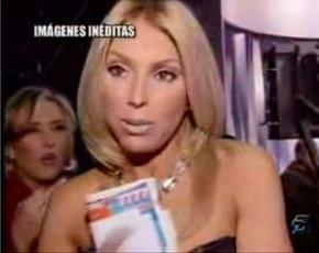Pelea 'tras las camaras' entre Sonia Arenas y Lydia Lozano en 'El ventilador'