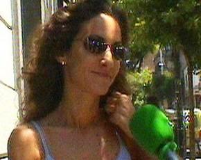 Telma Ortiz, hermana de la Princesa Letizia, embarazada
