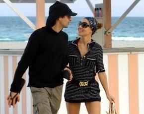 Adrien Brody y Elsa Pataky, cambian la noche de los Oscar  por unos dias de vacaciones en Miami