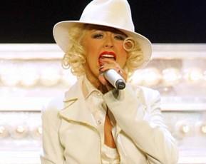 El último concierto de Christina Aguilera