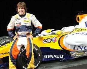 Fernando Alonso «erre que erre»