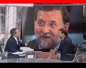 Gabilondo vs Rajoy: tensión en Cuatro