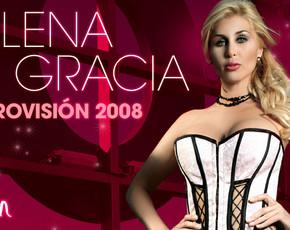 Malena Gracia candidata a 'Eurovision 2008′