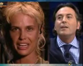 Miriam (Lucía Lapiedra) y Pipi (José Manuel Estrada), airean su montaje en 'El Ventilador' de Telecinco