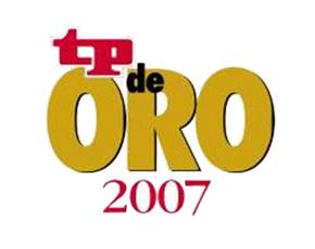 Entrega de premios TP de Oro 2007