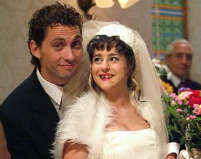 'Aida' celebra la boda de Luisma y Macu en la cima de audiencia