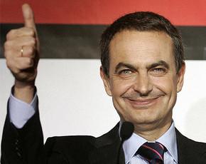 Zapatero vencedor de nuevo en las Elecciones