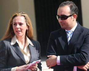 No hay ruptura entre Rocío Carrasco y Fidel Albiac, están juntos