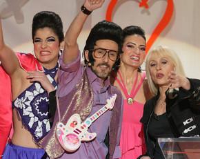 Las airadas reacciones a la elección de Rodolfo Chiquilicuatre como representante español en Eurovisión