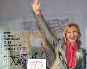 Rosa Díez vincula sus resultados al apoyo recibido en Internet
