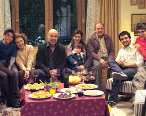 Fran Perea realiza una intervención estelar en 'Los Serrano'
