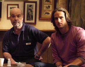 El tenista Feliciano López realiza 'cameo' en 'Los Serrano'