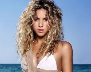 Shakira en 'Rock in Rio' 2008