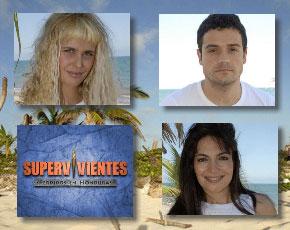 Los 3 finalistas tendrá que sobrevivir en solitario sus últimas horas en diferentes puntos de Cayos Cochinos