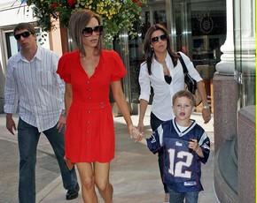 Victoria Beckham y Eva Longoria, de compras por Beberly Hills