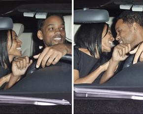 Apasionado amor entre Will Smith y su esposa, al cumplirse el décimo aniversario de su boda