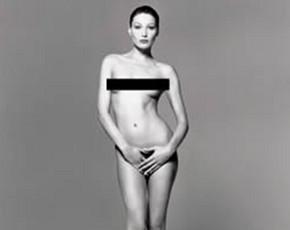 Carla Bruni al desnudo. Se subasta en 91.000 dólares una fotografía de la Primera Dama de Francia