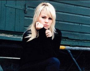La cantante galesa Duffy, invitada estelar de la 1º gala