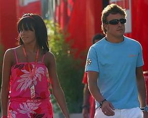 Fernando Alonso y Raquel del Rosario ¿van a ser padres?