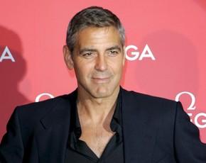 George Clooney estaba bromeando