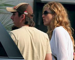 Jaydy Michel y Rafa Márquez más enamorados que nunca. Idílica noche de amor en Barcelona