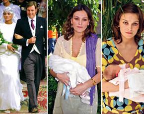 Laura Ponte, embarazada de su tercer hijo