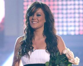 Lorena, ganadora de la pasada edición, invitada estelar de la gala de mañana