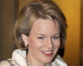 Matilde de Bélgica anula un acto oficial debido a su avanzado estado de gestación