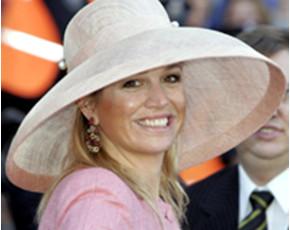 La princesa Máxima de Holanda: Sonrisa que vale un Premio