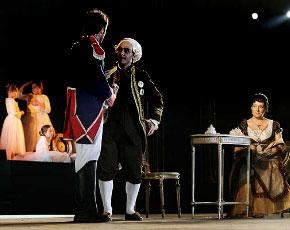 También triunfa en madrid 'El motin de Aranjuez'
