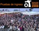 """Jesús Vázquez presenta en directo el ultimo """"OT: Pruebas de ingreso"""""""