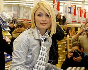 Las excentricidades de Paris Hilton