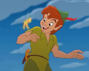 Se vende la casa de Peter Pan