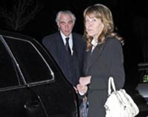 Paquita Torres y Clifford Luyk desolados ante la pérdida de su hijo Sergio