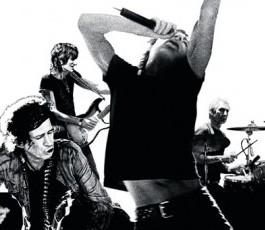 """'Los más grandres del rock' (Rolling Stone) el viernes se estreno la película """"Shine a light"""""""