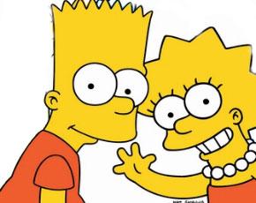Los Simpsons no pasan el filtro de Chavez