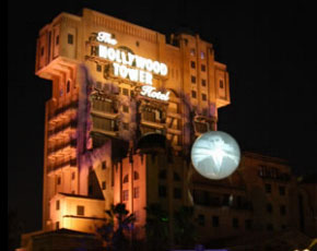Inauguración de 'Tower of terror' en DisneyLand Resort París