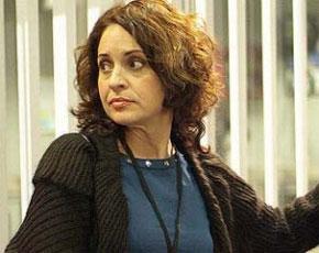 Adriana Ozores entrevistada por Lorena Berdún en 'Balas de Plata', de TVE