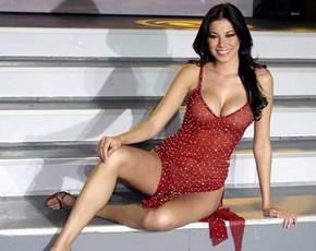Aida Yespica de 'Supervivientes' embarazada