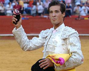 Cesar Jimenez va a torear a la feria de Colmenar de Oreja