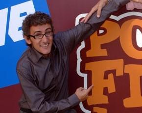David Fernández ha optado por renunciar al negocio de Rodolfo Chikilicuatre