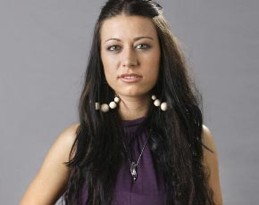 Eva Freire, concursante de GH 10