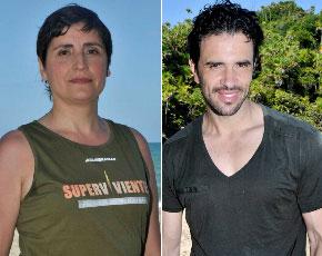 Maite Zúñiga y Roberto Liaño, nominados por sus compañeros, se someten esta noche al juicio del publico
