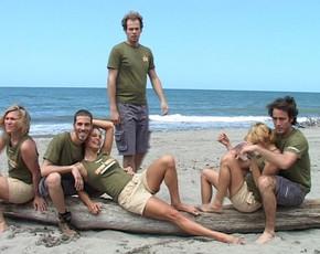 Primeras imágenes de los concursantes desde la isla