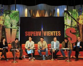 Los detalles de la rueda de prensa de presentación de 'Supervivientes 2009'