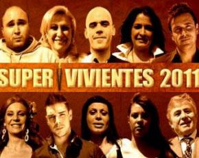 Vuelve Supervivientes 2011. Estos son los concursantes